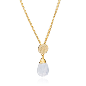 Classic Athena Necklace: Gold