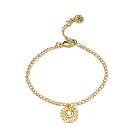 Nubis Simple Charm Astral Bracelet