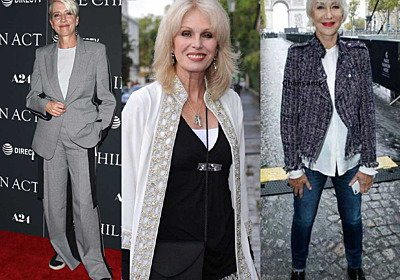 What to wear: Get inspired by stylish older women