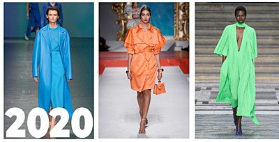 What's on trend for spring 2020?
