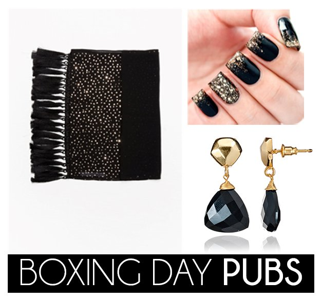 Boxing Day Pubs Style