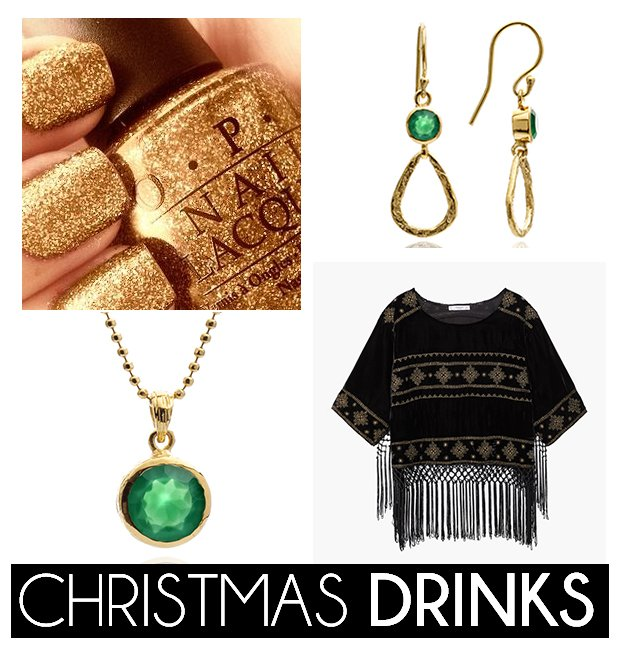 Christmas Drinks Style Edit