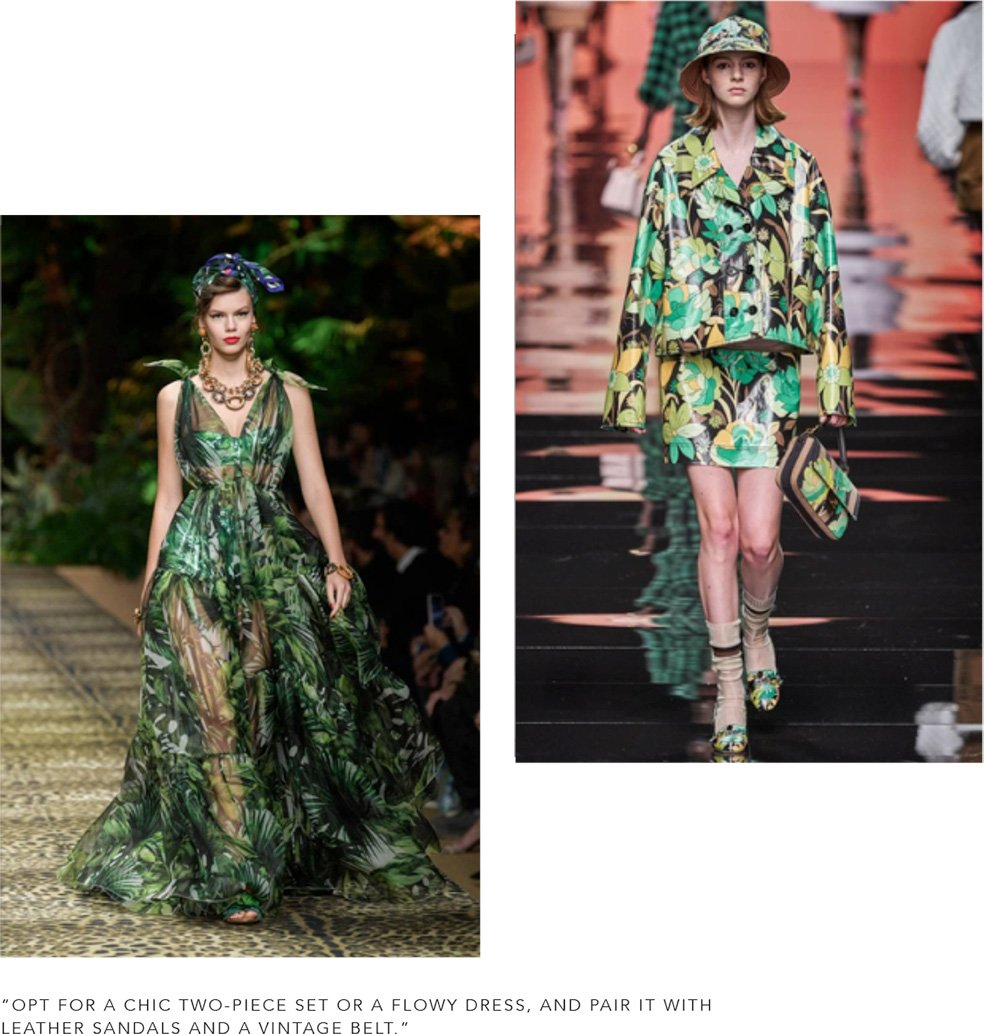 Tropical Trend 2020