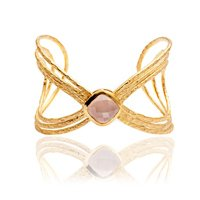 Pink bangle fashion contemporary
